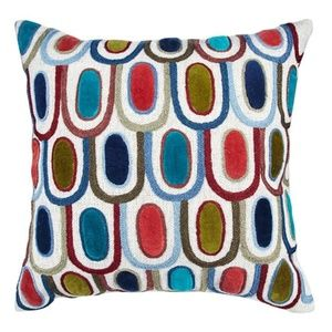 Crate and Barrel Howell Pillow cover, 20 x 20""